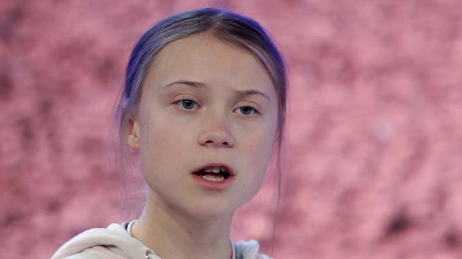 Greta Thunberg says probably had COVID-19