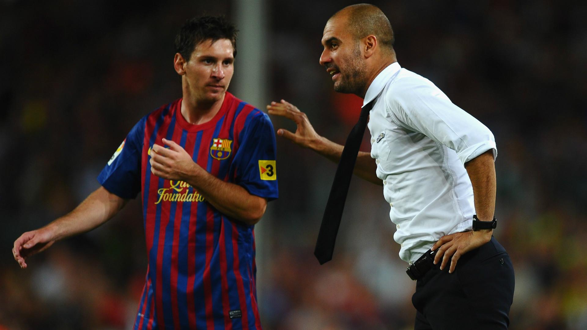 Messi, Guardiola donate 1mn euros each to coronavirus battle