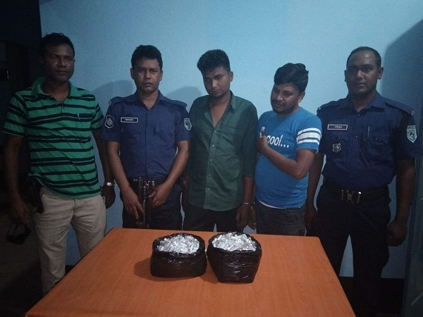 2 held with  Ampoule in Dinajpur