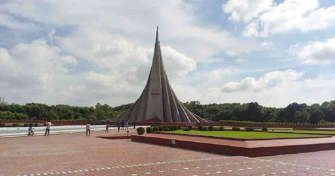 National Mausoleum gets facelift, but no visitor
