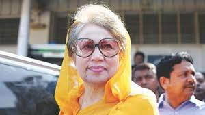 Khaleda is mentally well, though physically unwell