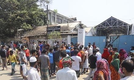 Akij Group's cornavirus hospital plan faces protests