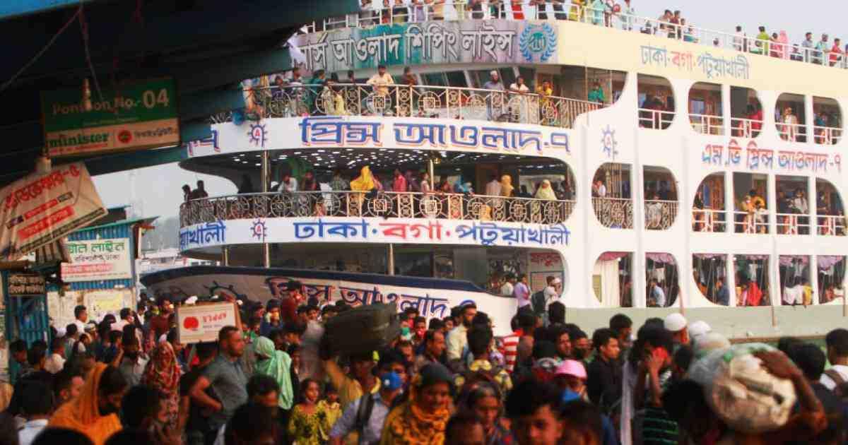 10mn mobile subscribers left Dhaka before lockdown
