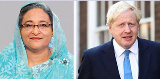 Bangladesh ready to work with UK on coronavirus issue: PM