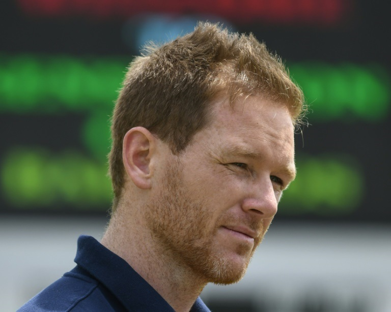World Cup-winning captain Eoin Morgan is ready for England to field two teams at the same time. Photo: AFP