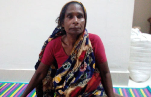 Mother, daughter forced to flee home over land dispute