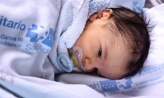 Mom with coronavirus couldn't see her child after giving birth