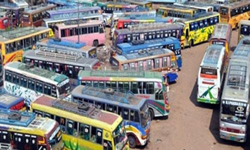 Ban on public transports on roads till April 11