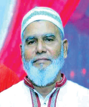 Ex-MP Sirajul Islam dies of Covid-19 in US