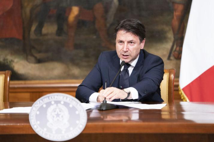 Italy adopts €400b liquidity plan amid coronavirus crisis