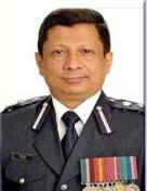 New RAB DG Chowdhury Abdullah Al Mamun