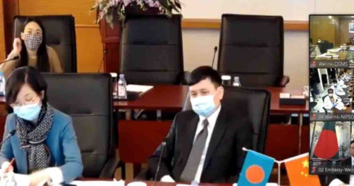 Bangladesh seeks increased support from China with PPE, ventilators