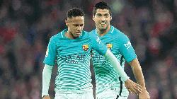 Neymar welcome anytime at Barca, says Suarez