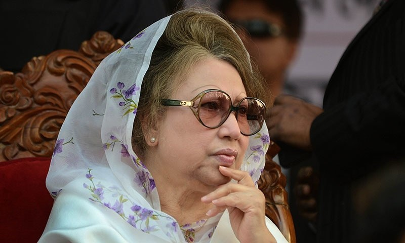 Khaleda to remain in isolation until corona situation improves