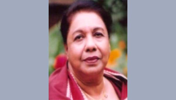 Language Movement veteran Sufia Ahmed dies