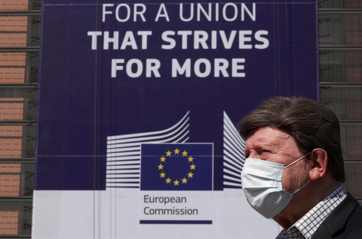 EU agree to a half a trillion euro corona rescue plan