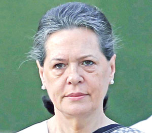 Instead of tackling Covid-19, BJP spreading virus of communal prejudice, hatred, claims Sonia