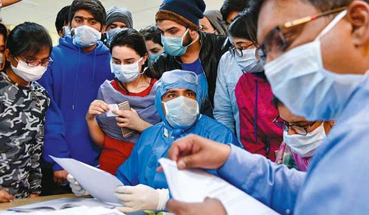 Death tally from COVID-19 reaches 287,293 globally