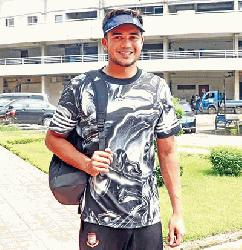 Taskin banks on fitness, extreme pace to make a comeback