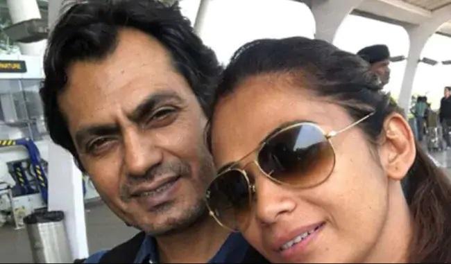 A file photo of Nawazuddin with Aaliya. (courtesy Aaliya Siddiqui)