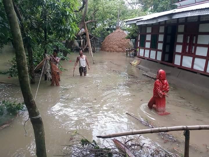 Amphan kills 2 in Bhola, washes away 500 fishing enclosures