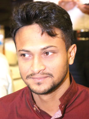 Shakib to remain absent as 'Tamim's Live Show' ends Saturday