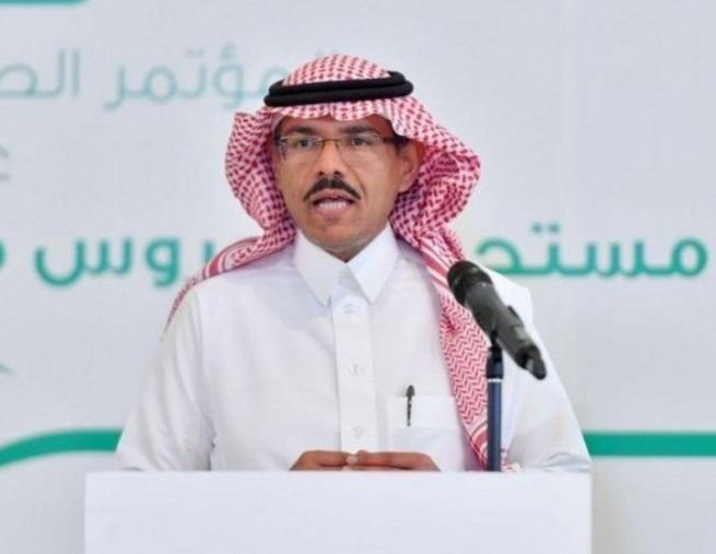 Saudi Arabia health ministry's spokesman Dr. Mohammad Abdul Ali