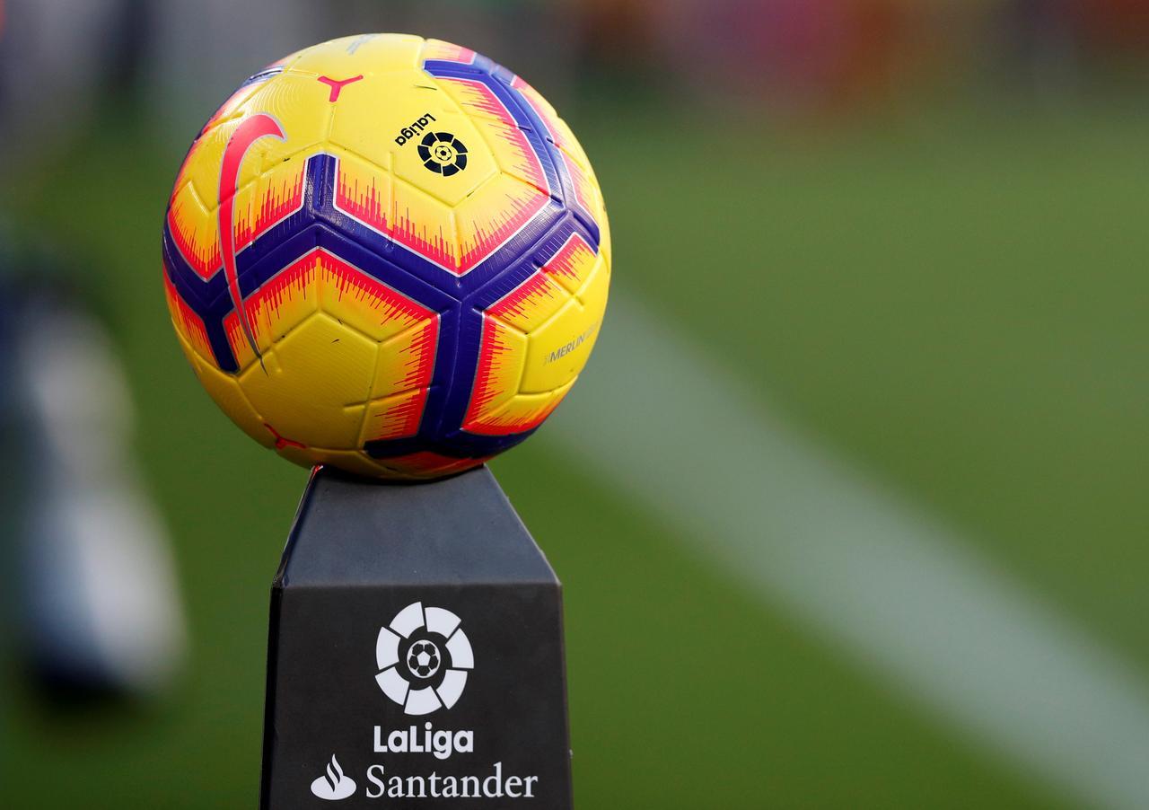La Liga gets govt green light to resume from June 8