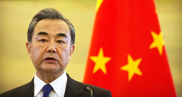 China warns US pushing relations to 'brink of new Cold War'