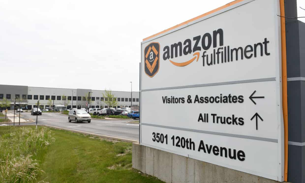 Amazon threatened to shut down its Wisconsin campus