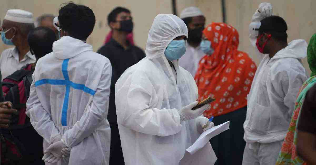 Bangladesh hits 1,975 highest COVID-19 cases