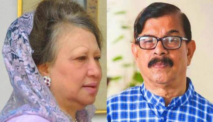 Nagorik Oikya convener Manna calls on Khaleda Zia