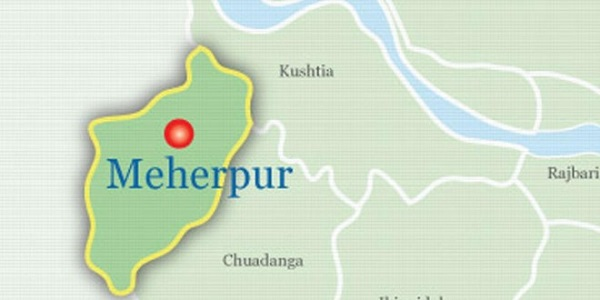 Youth found hanging in Meherpur