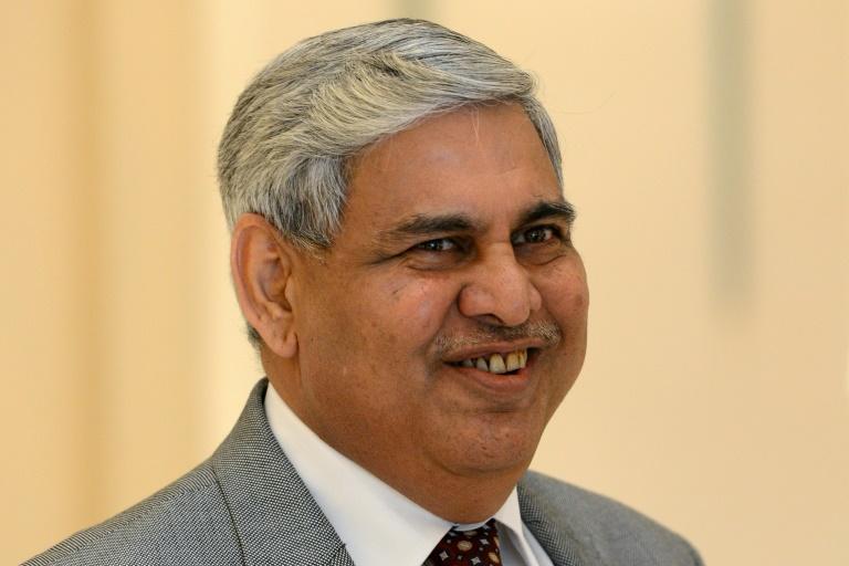 International Cricket Council chairman Shashank Manohar. Photo: AFP