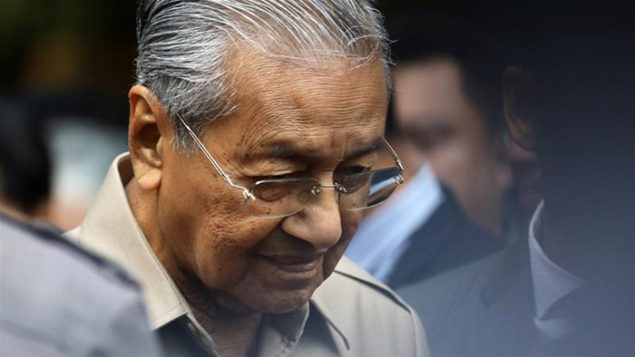 Mahathir Mohamad expelled from own political party