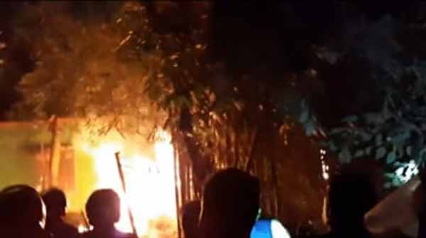 Man stabbed dead over rivalry, houses torched in Madaripur