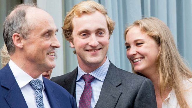 Belgian Prince tests positive for COVID-19 after party