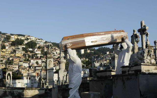 Worldwide death toll exceeds 369,000