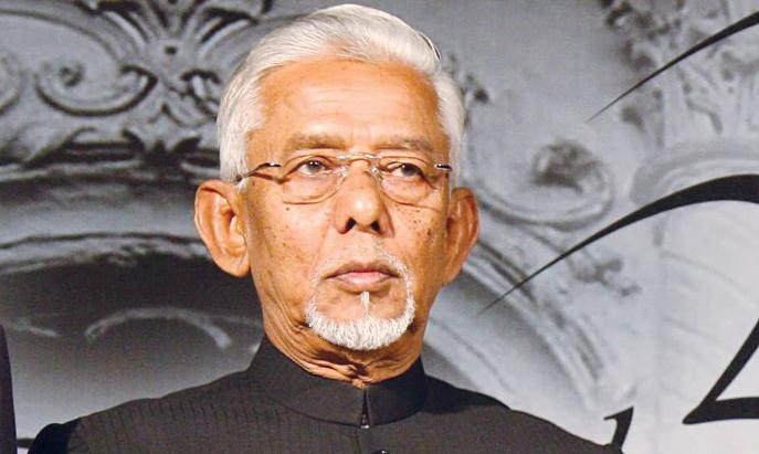 Industrialist Abdul Monem laid to rest beside mother's grave