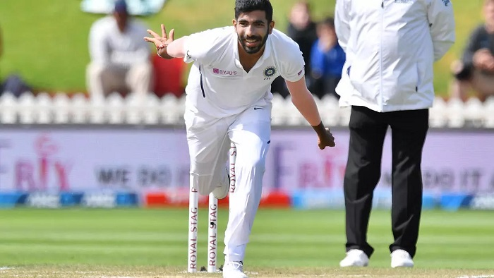 India's Jasprit Bumrah wants an alternative to saliva to be used to shine the cricket ball when the sport returns from coronavirus lockdown | AFP