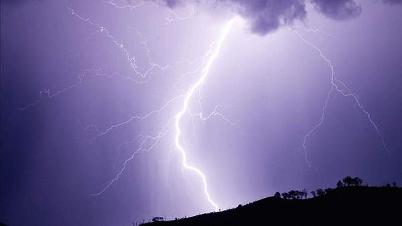 Father, son killed by lightning strikes in Panchagarh