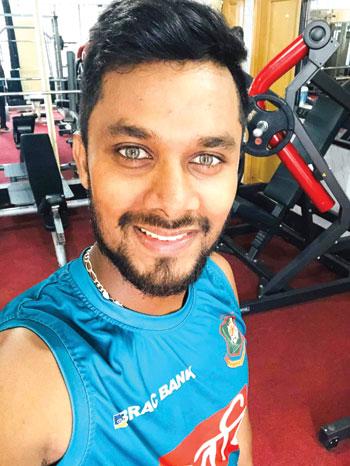 Sabbir denies allegation of harassing RCC cleaner