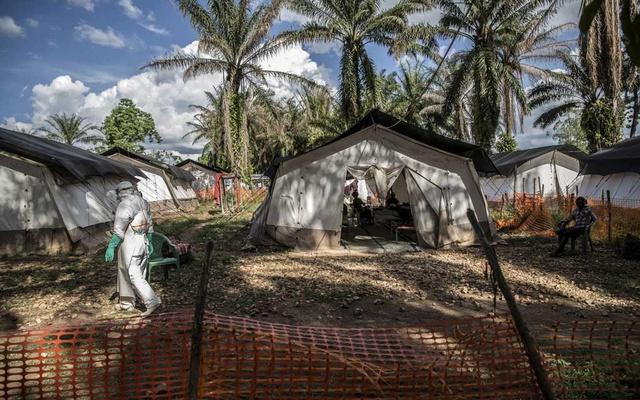 New Ebola outbreak hits Congo