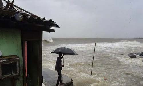 Cyclone Nisarga makes landfall in Maharashtra