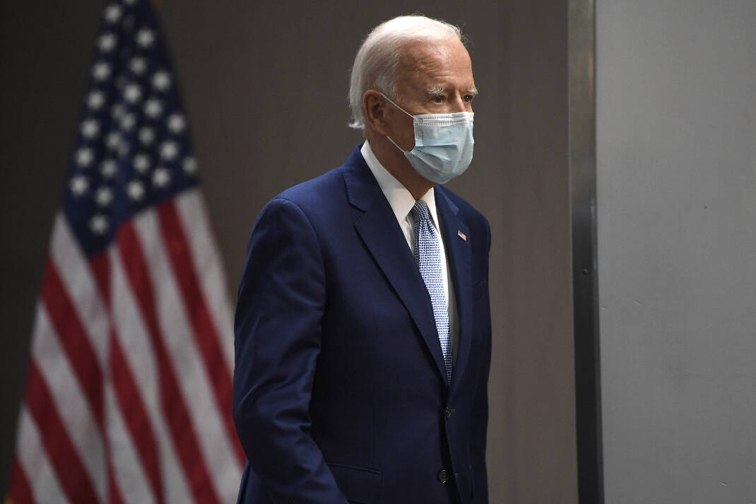 Biden clinches Democratic nomination for 2020 race against Trump