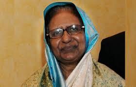 Former minister Sahara Khatun hospitalised