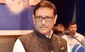 Quader asks AL workers to work sincerely to handle coronavirus crisis