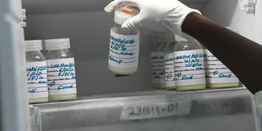 Bangladesh's first human milk bank hits COVID-19 hurdle