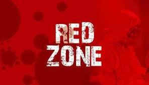 General holiday declared in 10 district areas labeling them as 'Red Zones'