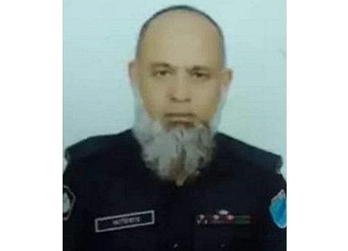 Manikganj police dies of COVID-19 in Dhaka hospital
